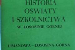 zdj-3.-04.06.1990-Publikacja-Stanisława-Golonki-Historia-oświaty-i-szkolnictwa-w-Łososinie-Górnej.