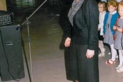 zdj.2-04.06.1990-Podziekowanie-składa-Maria-Radziechowska-wnuczka-kierownika-szkoły-stanisława-Odziomka.