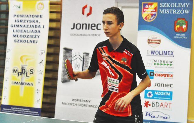 Bartosz Sułkowski – reprezentant Polski!
