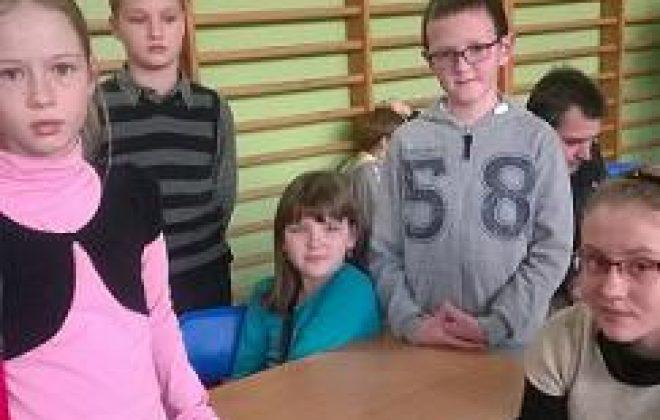 Powiatowy Turniej Szachowy dla uczniów szkół podstawowych