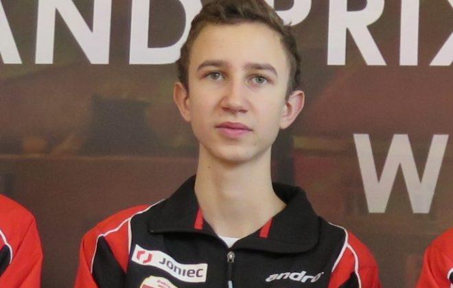 Bartosz Sułkowski jedzie na Polish Cadet Open 2017