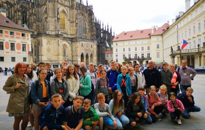 Zwiedzając Czechy i Skarby Unesco