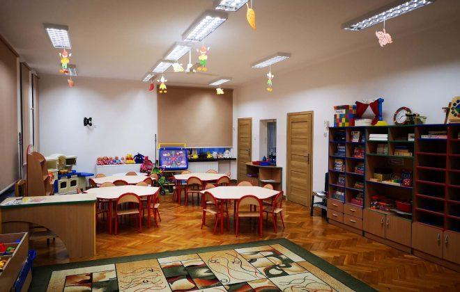Remont Miejskiego Przedszkola nr 4 w Limanowej