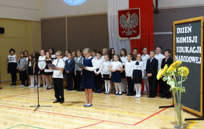 Święto Patrona Szkoły i Dzień Edukacji Narodowej