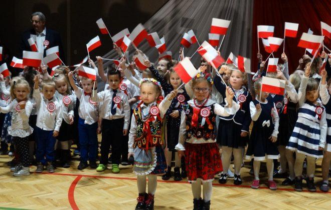Obchody 100-lecia Odzyskania przez Polskę Niepodległości