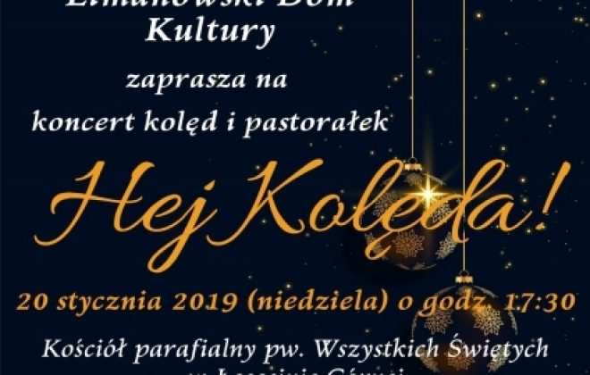 LDK zaprasza na koncert kolęd