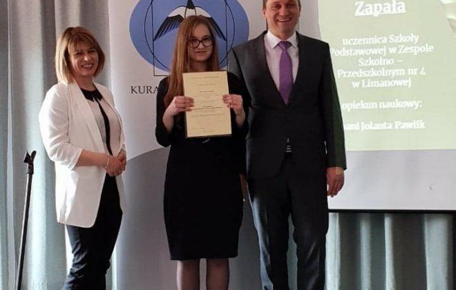 Oficjalne zakończenie Małopolskiego Konkursu Języka Polskiego
