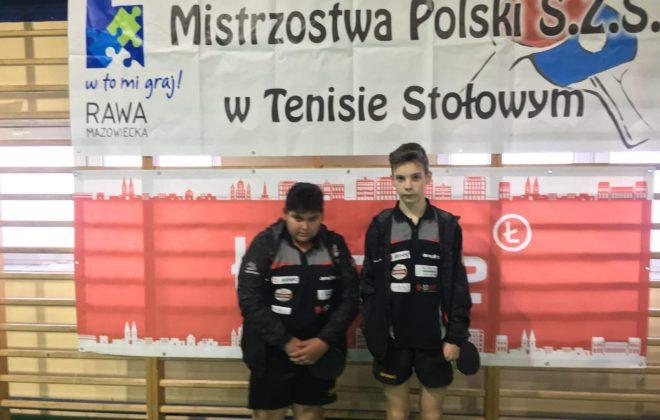 Nasi zawodnicy na Mistrzostwach Polski