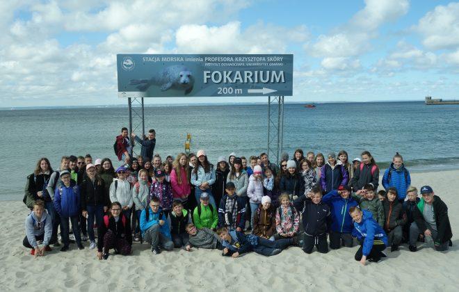 Zwiedzamy polskie wybrzeże