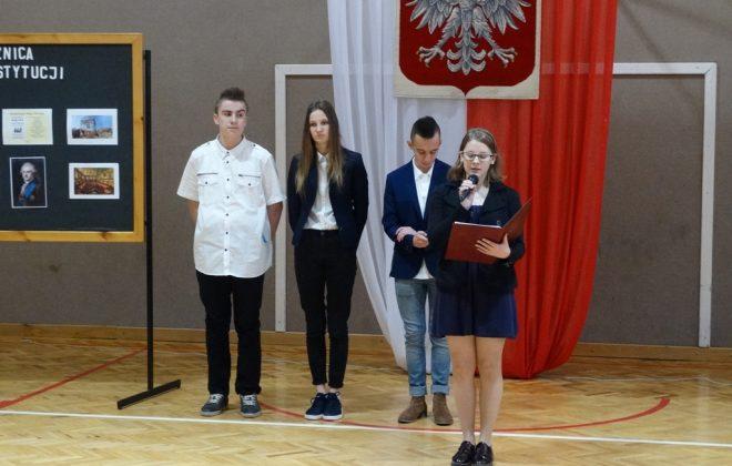 Akademia z okazji 228. rocznicy uchwalenia Konstytucji 3 Maja