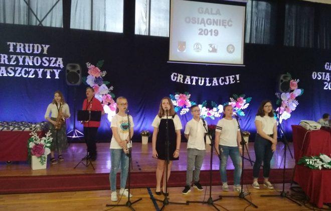 Gala Osiągnięć Uczniów