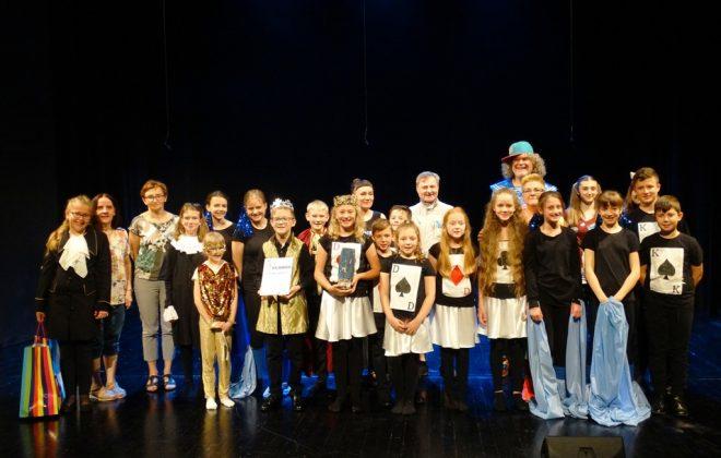 Finał 34. Festiwalu Teatrów Dzieci i Młodzieży BAJDUREK