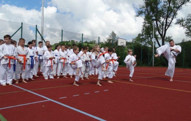 Zapraszamy na zajęcia Karate Kyokushin!