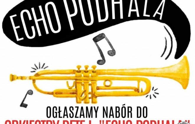 Nabór do orkiestry dętej Echo Podhala