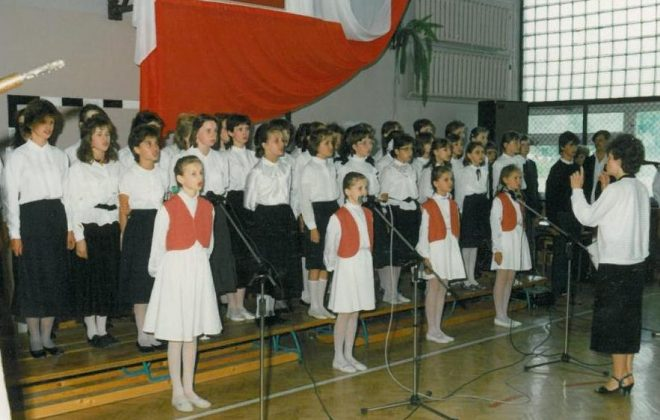 4 czerwca 1990 r. – kamień milowy łososińskiej oświaty