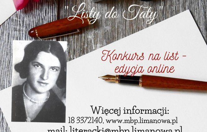 Konkurs Literacki im. Zosi Smreczyńskiej