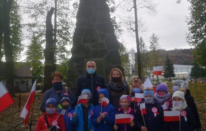 Najmłodsi pamiętają o Dniu Niepodległości